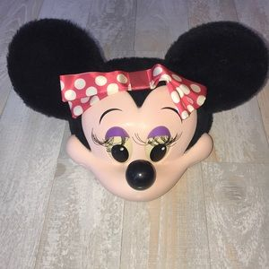 Minnie Mouse Adjustable Hat One Size fits most